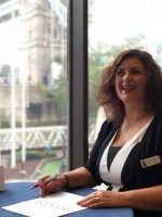 Real estate workshop Investing in the US market_Dough Clark seminar Italian interpreter Luciana Scrofani Green