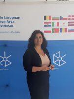 Luciana Scrofani Green English Italian interpreting London in Malta
