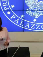Luciana Scrofani Green Italian Interpreting for the Italian Presidency