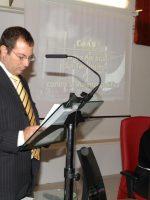 Luciana Scrofani Green Italian Interpreting for Centro Alti Studi