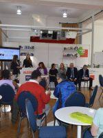 Luciana Scrofani Green Welcome Italia 2015 Italian interpreting
