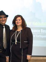 Luciana Scrofani Italian interpreting for Ashraf Habibullah