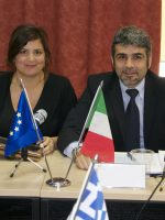 Luciana Scrofani Green English Italian interpreting London Italy