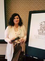 Luciana Scrofani Italian Interpreting in AbuDhabi January 2017