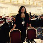 Luciana Scrofani Green Interpreting in Budapest Biogen