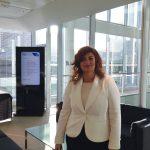 Luciana Scrofani Green English Italian Interpreting Day for Ubiqus
