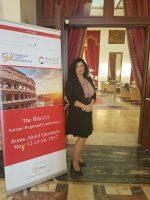 Luciana Scrofani English Italian interpreting in Rome