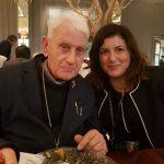 52nd annual International Achievement Summit-LucianaScrofaniGreen and Cardinal Simone