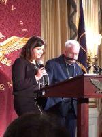 52nd annual International Achievement Summit-LucianaScrofaniGreen and Cardinal Simone 2