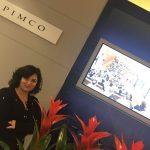 Interpreting at Pimco in London-Luciana Scrofani Green