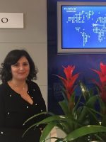 Interpreting at Pimco in London-Luciana Scrofani Green2