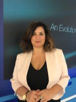 Luciana interpreting at Epson Partner Conference 2018 May 2018
