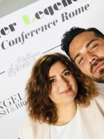 Luciana SG and Raoul Sorrenti at Lash Master Legend 2018 May 2018