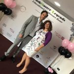 Luciana SG and Benjamin Freidenberg (Kreiser) at Lash Master Legend 2018 May 2018
