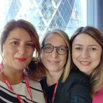 INTERPRETING IN LONDON WITH LOVELY POLISH COLLEAGUES