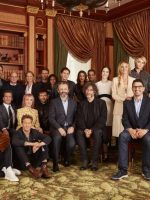Key cast and crew from shows including 'Homecoming', 'The Marvelous Mrs Maisel' and 'Good Omens' at the Prime Video launch (Amazon)