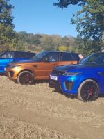 LAND ROVER EVENT OCTOBER 2018