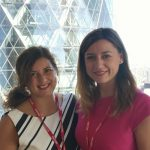 NTERPRETING IN LONDON WITH A LOVELY POLISH COLLEAGUE